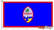 - GUAM ANYFLAG RANGE - VARIOUS SIZES